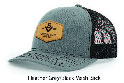 Richardson 112 Mesh Back Leather Patch Cap Options-01