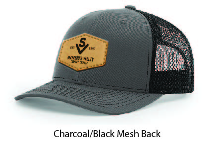 Richardson 112 Mesh Back Leather Patch Cap Options-02