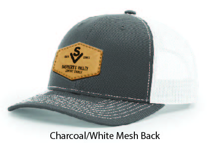 Richardson 112 Mesh Back Leather Patch Cap Options-05