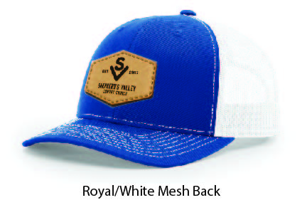 Richardson 112 Mesh Back Leather Patch Cap Options-09