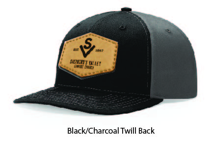 Richardson 312 Twill Back Leather Patch Cap Options-03